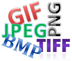 image file format optimization